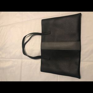 Vince Camuto Vegan black bag